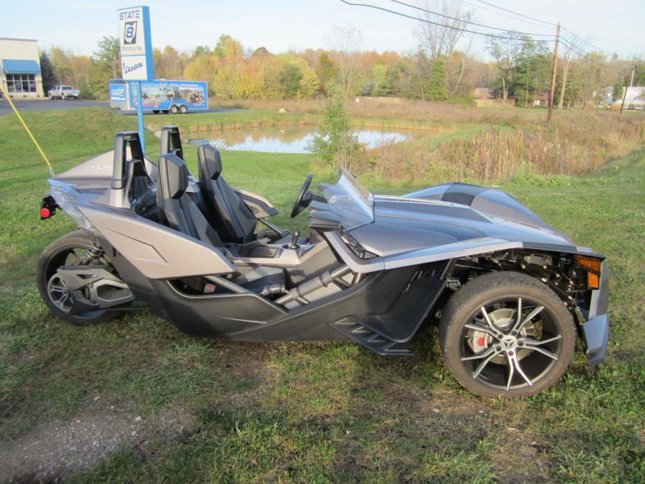 2016 Polaris SS BASE