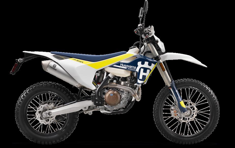 2017  Husqvarna  FE 450