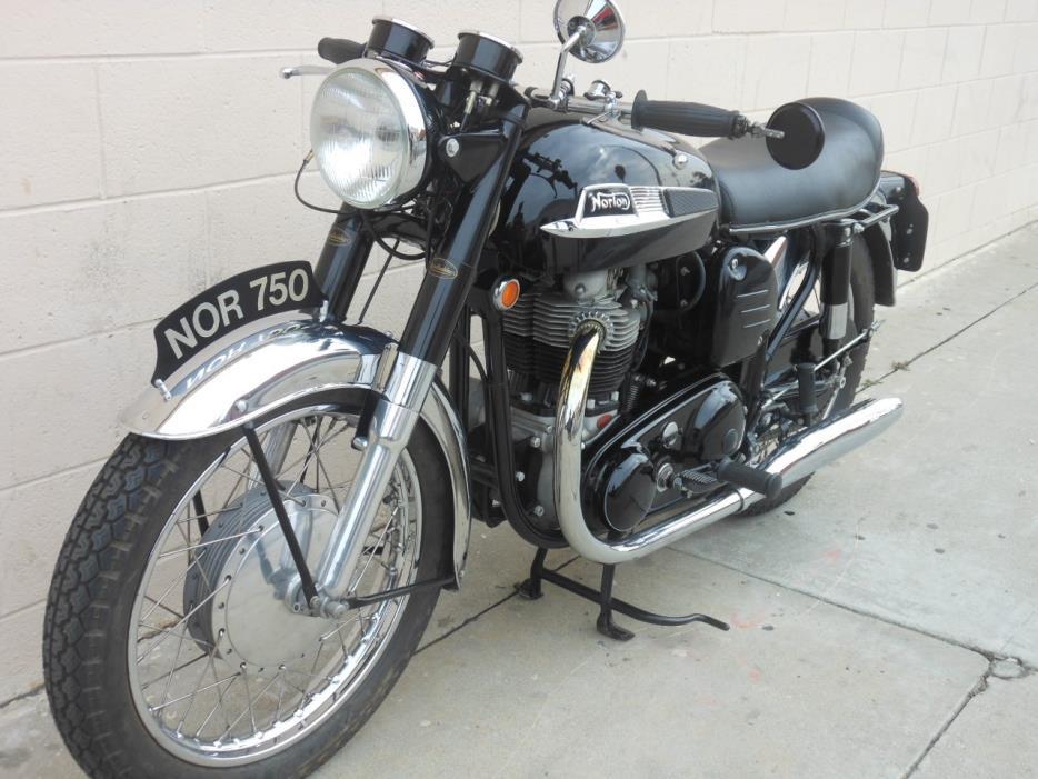 1969 Norton ATLAS
