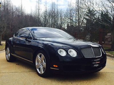 2005 Bentley Continental GT GT Coupe 2-Door free shipping warranty clean awd coupe luxury exotic financing rare cheap loaded