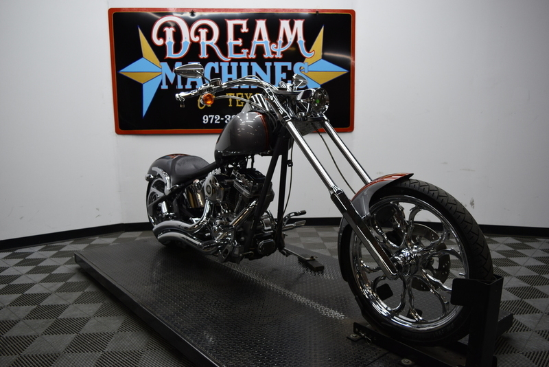 2008 Thunder Mountain Custom Keystone Chopper