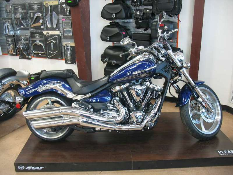 Yamaha raider motorcycles for sale in indiana for Yamaha motorcycle dealers indiana