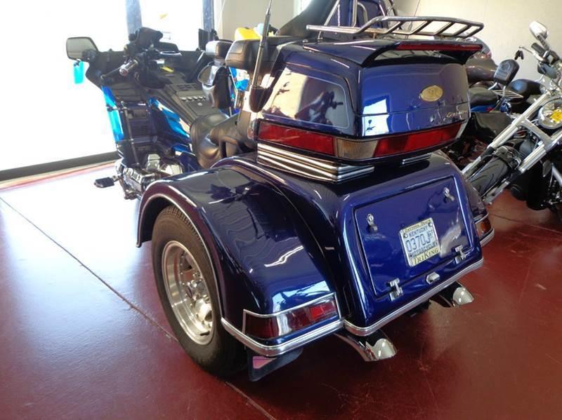 2000 Honda Goldwing trike