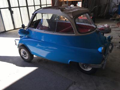 1957 BMW Isetta 300 Deluxe 1957 Isetta 300 Deluxe