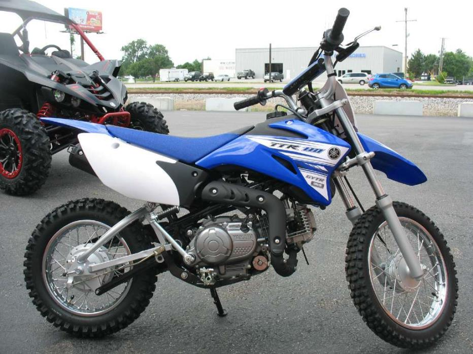 Yamaha tt r 110e motorcycles for sale in indiana for Yamaha motorcycle dealers indiana