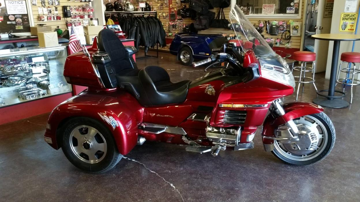 2000 California Sidecar Goldwing Sport