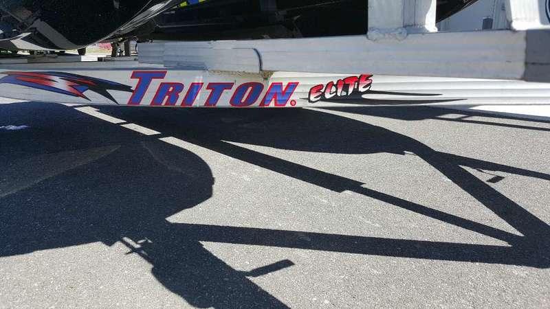 2007 Triton Trailers Elite Double TRLR