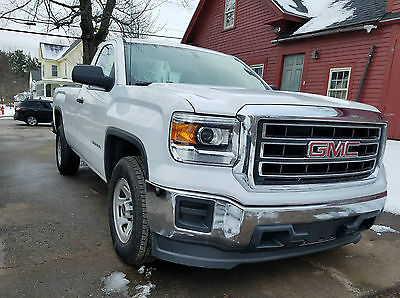 2015 GMC Sierra 1500 Base Standard Cab Pickup 2-Door 2015 GMC Sierra 1500 Base Standard Cab Pickup 2-Door 5.3L