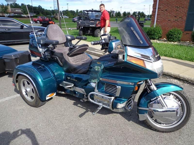 1996 Honda Goldwing trike