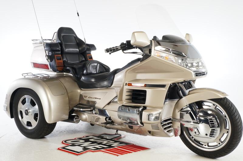 1998 Csc GL 1500 TRIKE
