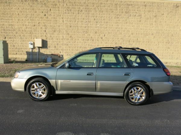 2001 Subaru Legacy Outback Limited AWD Wagon
