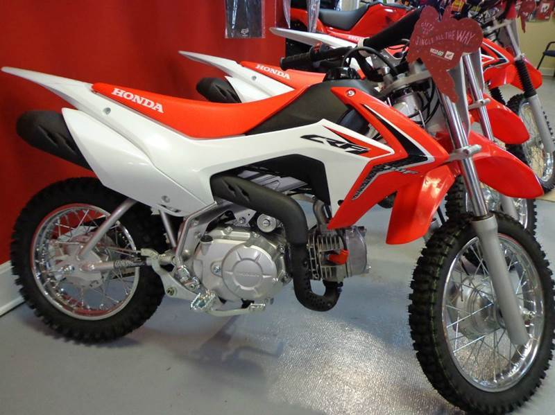 honda crf 110 f motorcycles for sale in kentucky. Black Bedroom Furniture Sets. Home Design Ideas