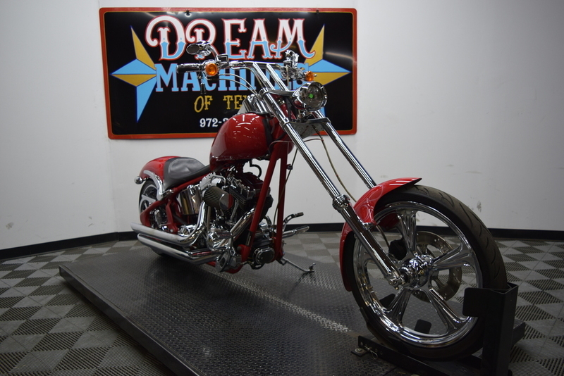 2006 Thunder Mountain Custom Keystone Chopper