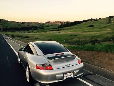 2003 Porsche 911 Targa Coupe 2-Door 2003 Porsche 911 Targa Coupe