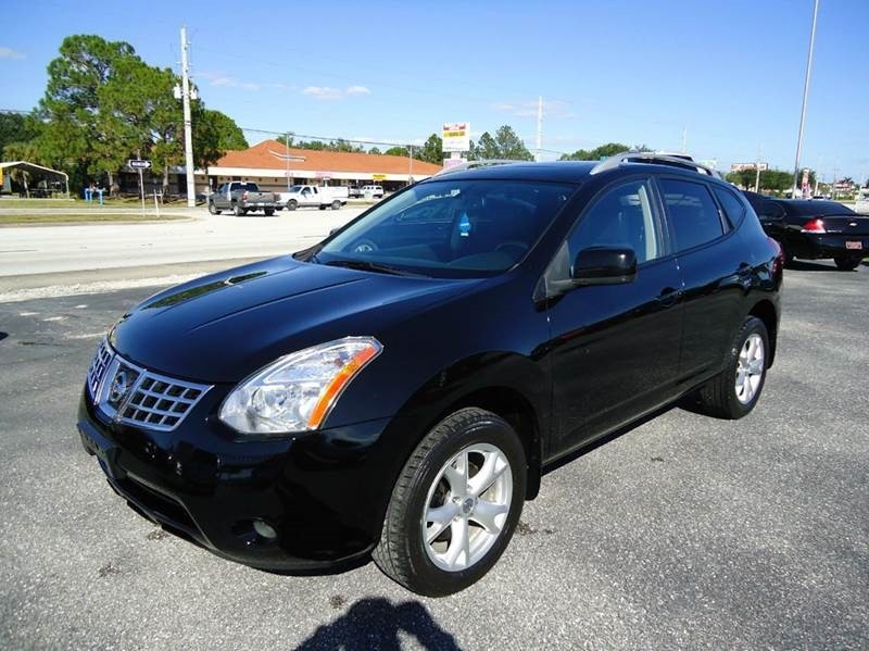 2009 Nissan Rogue SL AWD Crossover 4dr