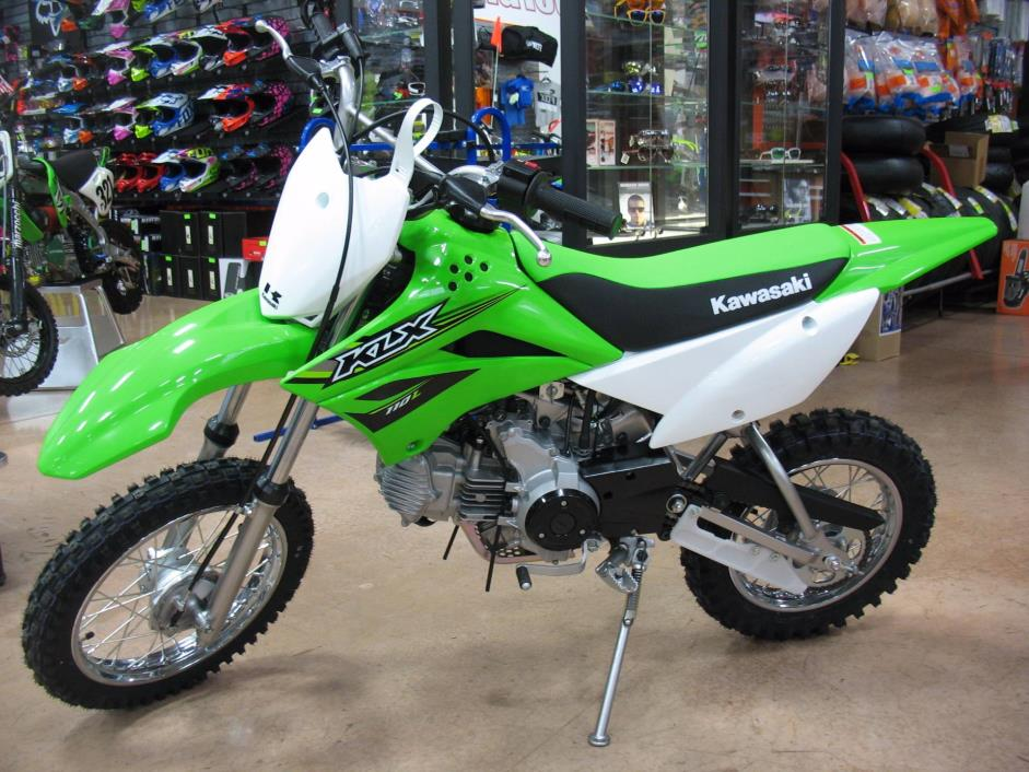 Kawasaki Klx 110 motorcycles for sale in Indiana