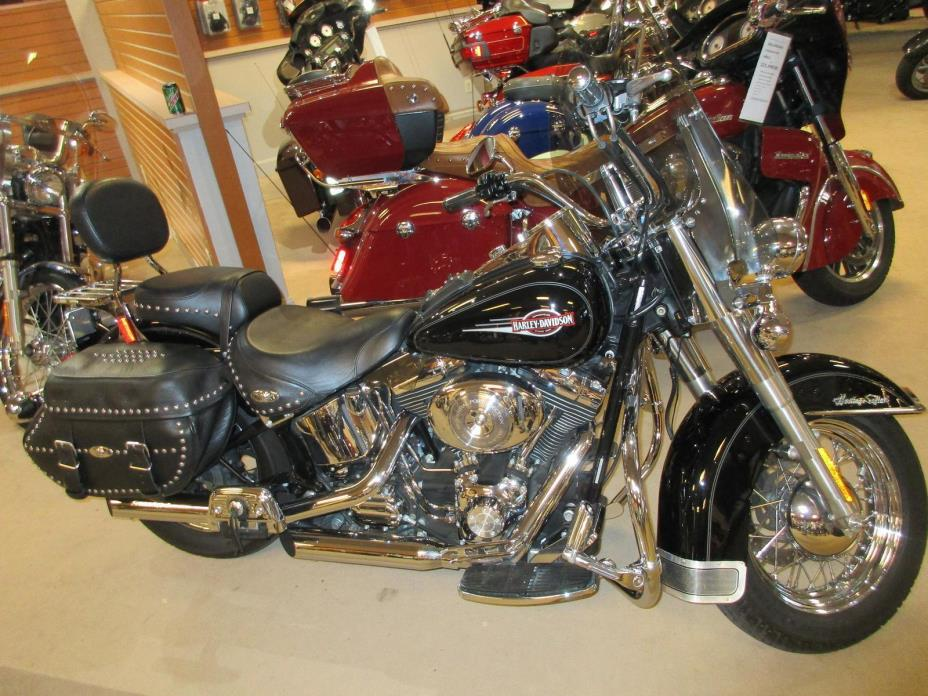 Harley Davidson Flstci Heritage Clic motorcycles for sale in ...