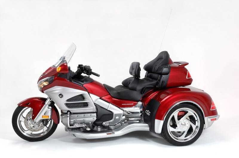 2017 California Sidecar GL1800 Goldwing Viper Kit