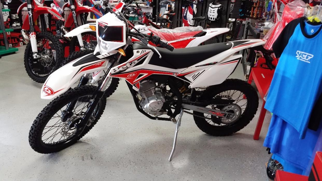 2014 Beta 125 RS