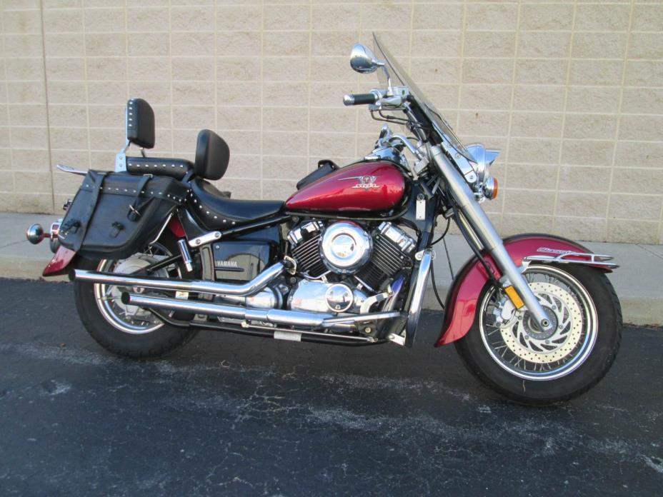 Yamaha v star motorcycles for sale in fort wayne indiana for Yamaha motorcycle dealers indiana