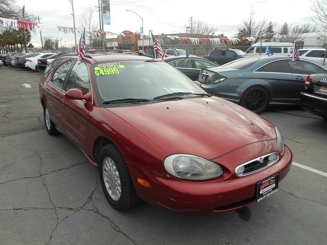 1997 Mercury Sable GS Wagon 4D