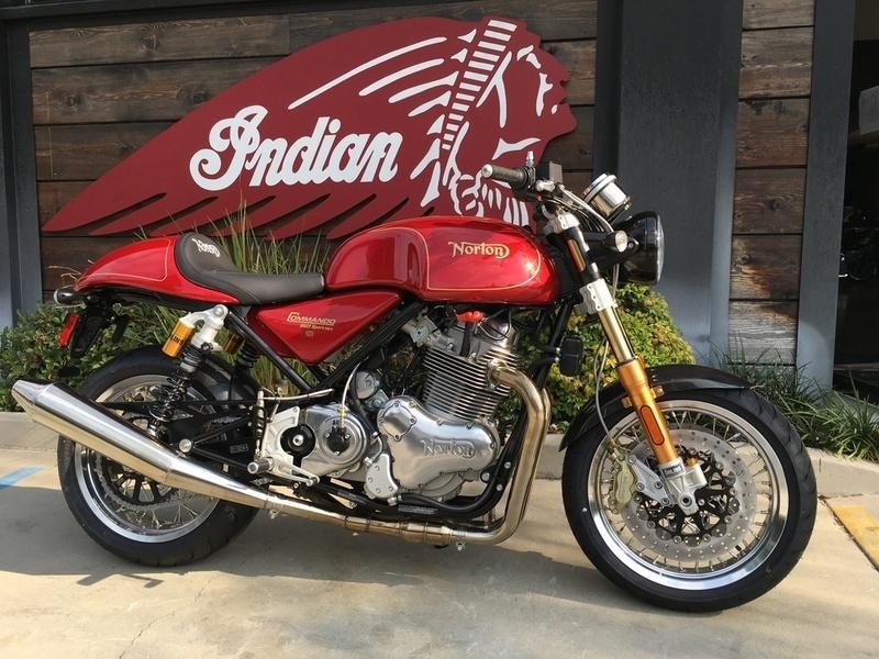 2016 Norton Commando 961 Sport