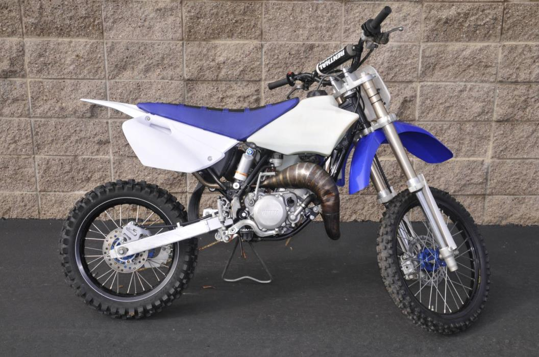 yamaha yz85 motorcycles for sale in california. Black Bedroom Furniture Sets. Home Design Ideas