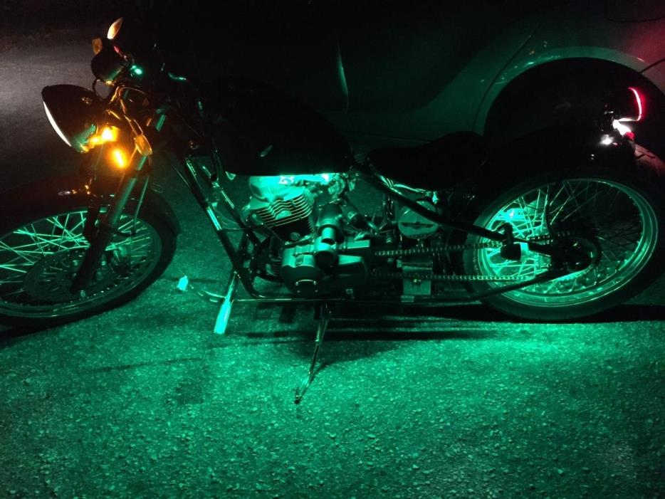 2012 CLEVELAND CYCLEWERKS HEIST