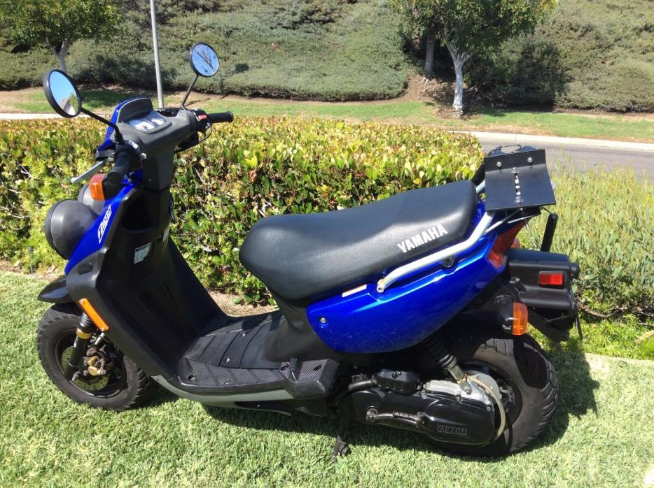 Yamaha motorcycles for sale in san clemente california for Yamaha zuma scooter cover