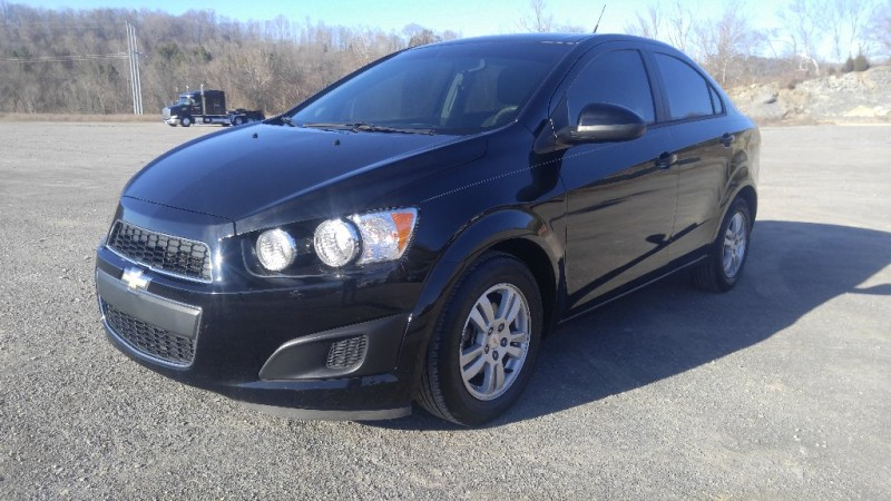 2012 Chevrolet Sonic 4dr Sdn LS 1LS
