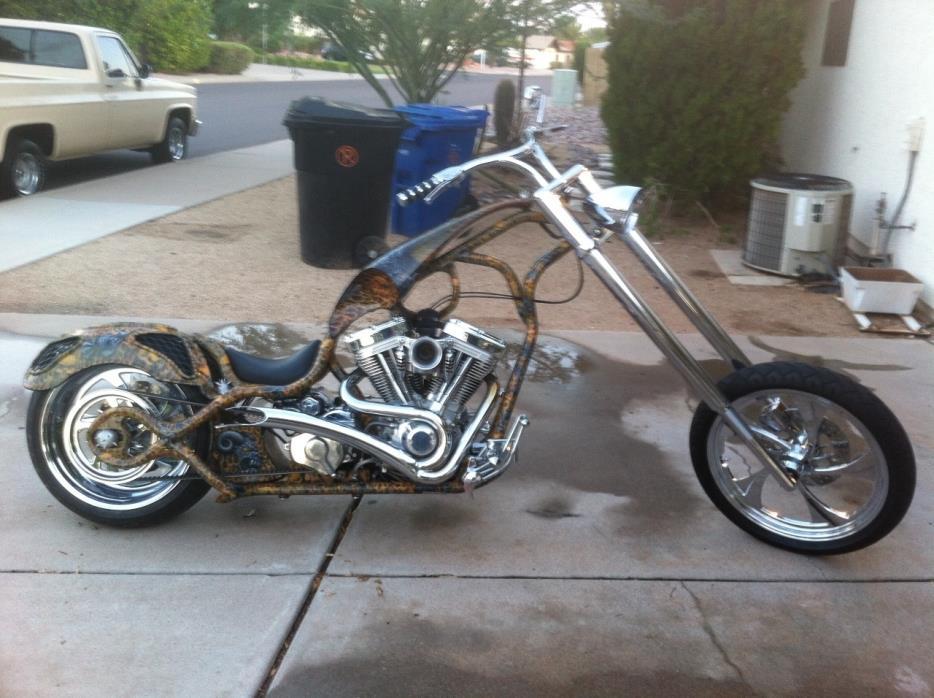2006 Iron Eagle R250LC