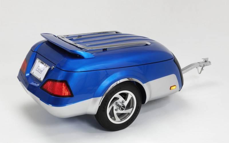 2017 California Sidecar Escapade Excel