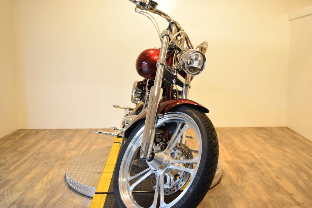 2002 American Ironhorse Outlaw
