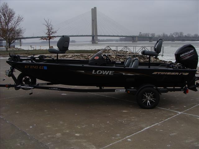 2015 Lowe Stinger 175
