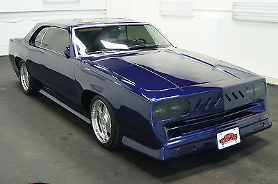 1983 Oldsmobile Cutlass Show Car 3.8L Turbo 3 spd auto Overall VGood 1983 Blue Show Car 3.8L Turbo 3 spd auto Overall VGood!