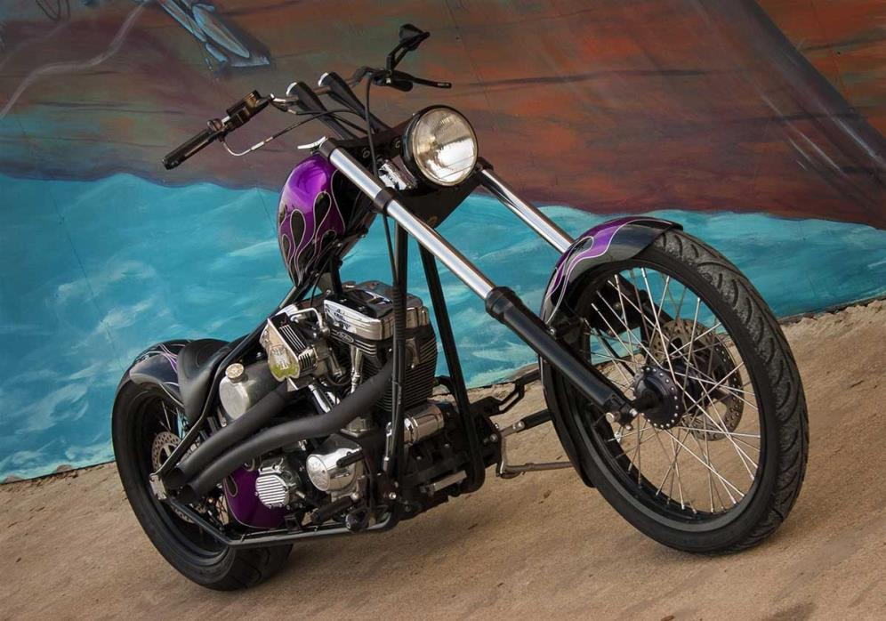 Cfl Jesse James Motorcycles For Sale