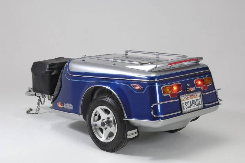 2017 California Sidecar Escapade LE