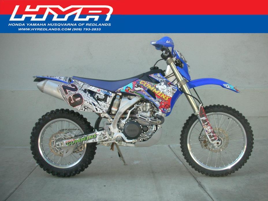 2008 yamaha wr 450 vehicles for sale for Yamaha 450 for sale