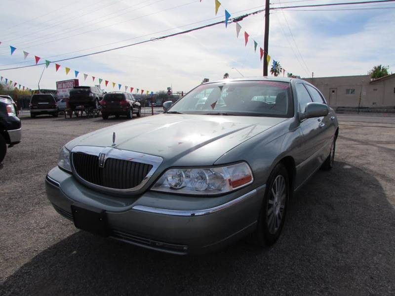 Lincoln Town Car Cars For Sale In Arizona