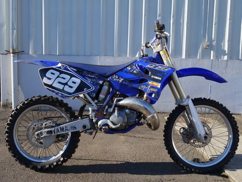 Yamaha yz125 motorcycles for sale in hillsboro oregon for Yamaha dealers in oregon
