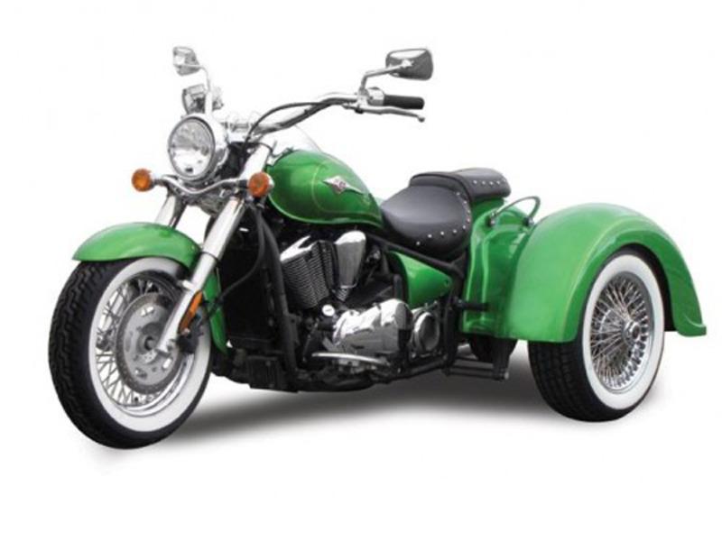 2017 Champion Sidecars And Trikes Kawasaki Vulcan 900