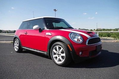 2007 Mini Cooper S  2007 Mini Cooper Hardtop S Immaculate One Owner Low Miles Leather & More!
