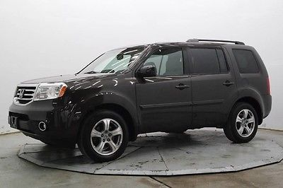 2015 Honda Pilot EX-L 4WD EX-L 4X4 3rd Row R Camera Lthr Htd Seats Pwr Moonroof 20K Must See Save