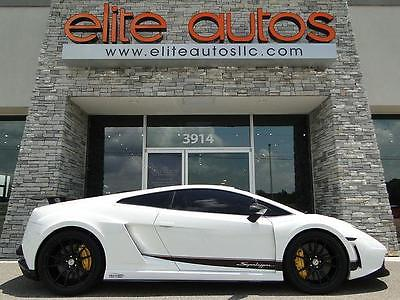 2011 Lamborghini Gallardo Superleggera 2011 Lamborghini Gallardo Superleggera IMSA Wide Body TWIN TURBO Ceramic Brakes
