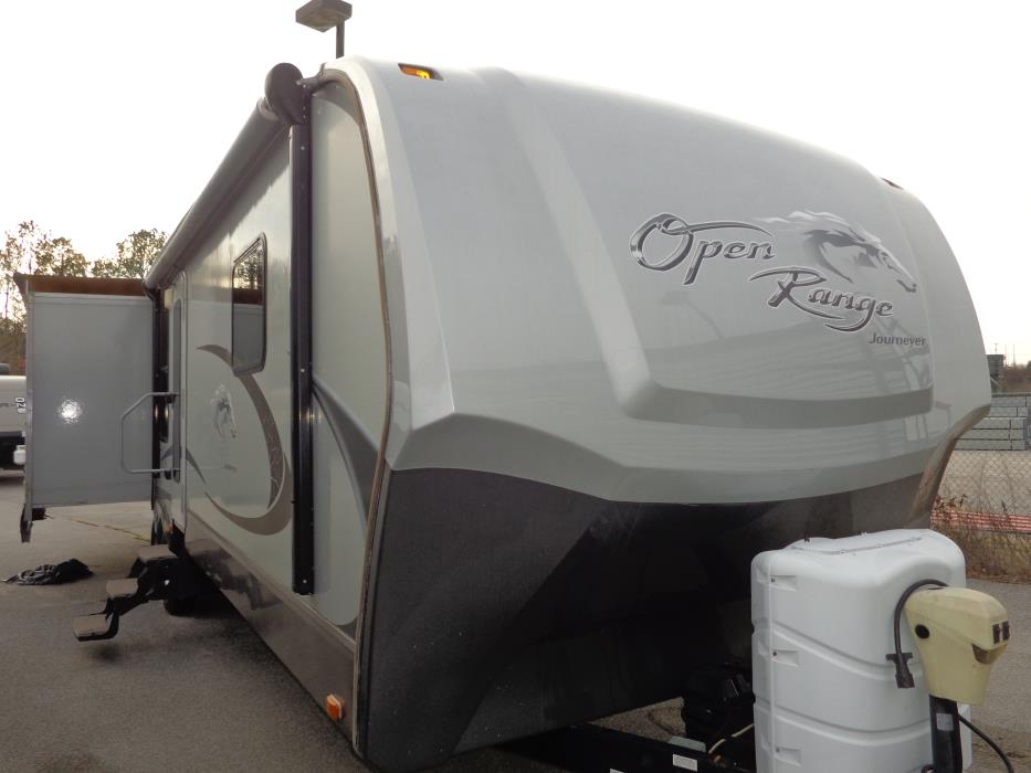2011 Open Range JOURNEYER 337rls