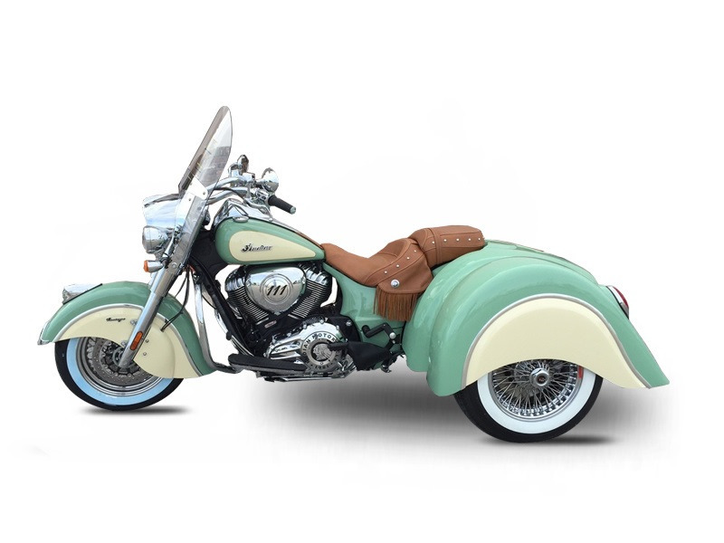2017 Champion Sidecars And Trikes Indian Touring