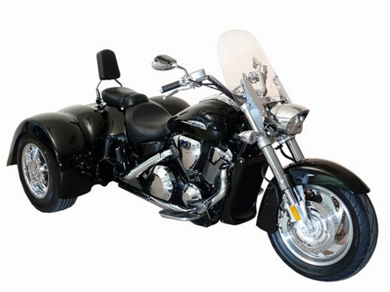 2017 Champion Sidecars And Trikes Honda VTX 1800