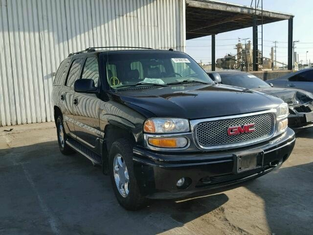 2002 GMC YUKON DENALI 6.0 LITRE AWD ONE OWNER CALIFORNIA TRUCK