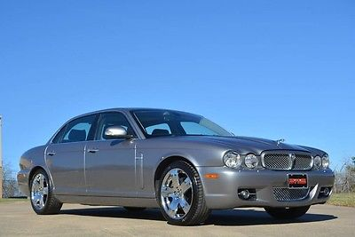 2008 Jaguar XJ8 L Sedan 2008 XJ8 L Immaculate One Owner Low Miles This Is THE One To Own!