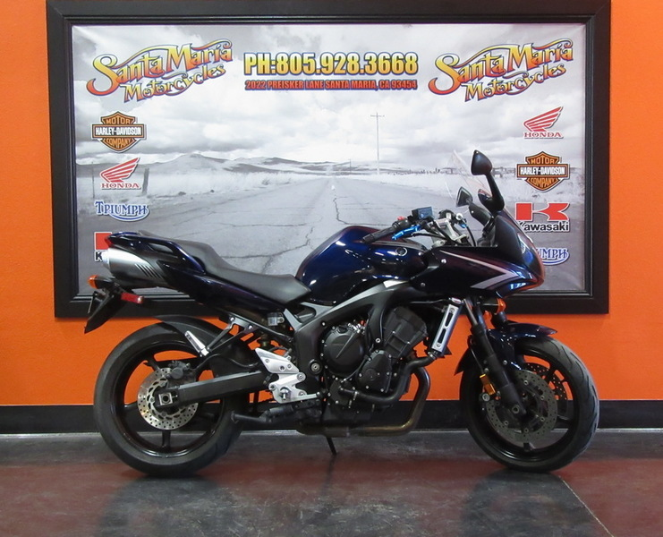 Yamaha fz6 motorcycles for sale in santa maria california for Yamaha santa maria